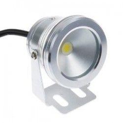 LED strålkastare 10W LED strålkastare - Varmvitt, vattentät