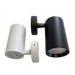 Taklampor LEDlife vit väggmonteret spotlight 30W - Flicker free, RA90, till tak/vägg