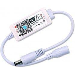12V IP68 Smart Home WiFi dimmer - Timerfunktion, Fungerar med Google Home, Alexa och smartphones, 12V (48W), 24V (96W)