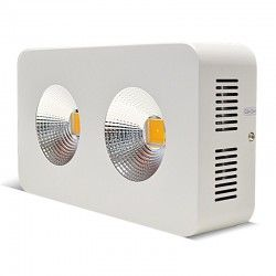 LED växtbelysning 100W växtarmatur LED - Hög kvalitets grow lamp, inkl. ophäng, äkta 100W