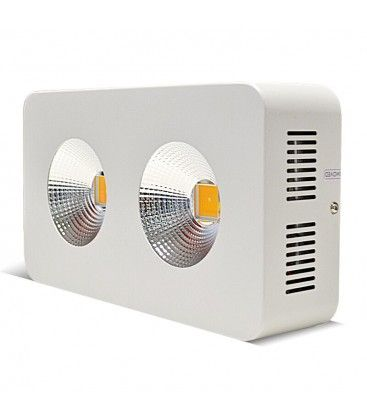 100W växtarmatur LED - Hög kvalitets grow lamp, inkl. ophäng, äkta 100W