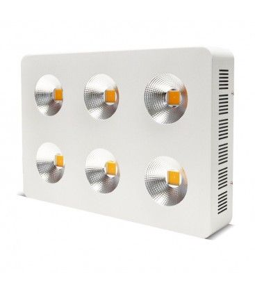 300W växtarmatur LED - Hög kvalitets grow lamp, inkl. ophäng, äkta 300W