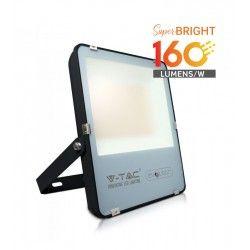 LED strålkastare V-Tac 200W LED strålkastare - 160LM/W, arbetsarmatur, utomhusbruk