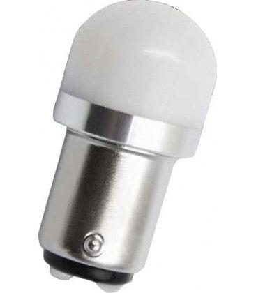 BA15D LED lampa - 2,5W, 120 grader