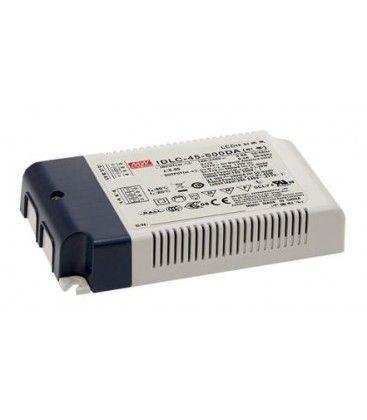 45W DALI dimbar driver till LED panel - Meanwell 45W DALI, passa till vår 45W LED paneler
