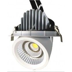 Downlights LEDlife 30W Downlight - Justerbar vinkel, 3200lm