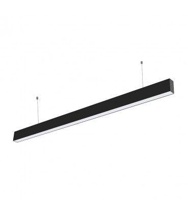 V-Tac 40W LED hängande takarmatur - 120cm, 230V, inkl. ljuskälla, UGR 19, justerbar kulör