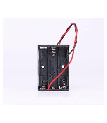 Batterihållare för 3x AA - 4.5V