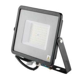 LED strålkastare V-Tac 50W LED strålkastare - Samsung LED chip, 120LM/W, arbetsarmatur, utomhusbruk