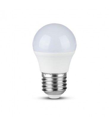 V-Tac 4W LED lampa - G45, kompakt, E27