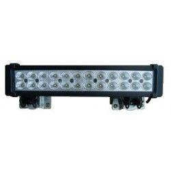 Strålkastare 72W LED arbetsbelysning - Bil, lastbil, traktor, trailer, nödfordon, kallvitt, 12V / 24V