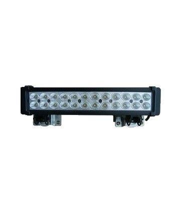 72W LED arbetsbelysning - Bil, lastbil, traktor, trailer, nödfordon, kallvitt, 12V / 24V