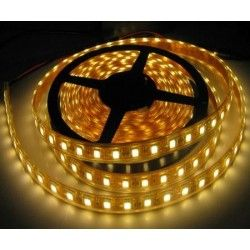 LED strip 14W/m vattentät LED strip - 5m, IP68, 60 LED per. meter!