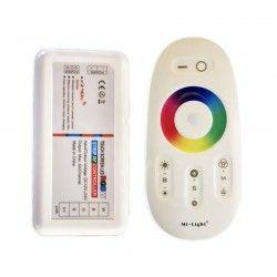24V RGB+WW RGB+WW controller med fjärrkontroll - Passa endast till RGB+WW strip, RF trådlöst , 12V (288W), 24V (576W)
