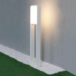 Trädgårdslampor V-Tac 10W LED trädgårdarmatur - Vit, 80 cm, IP65, 230V