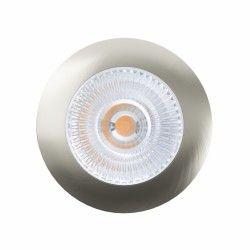 Downlights LEDlife Unni68 köksbelysning - Hål: Ø5,6 cm, Mål: Ø6,8 cm, RA95, borstad stål, 12V