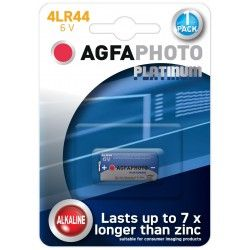 El-produkter 4LR44 1 stk AgfaPhoto batteri - Alkaline, 6V