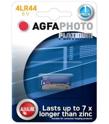 4LR44 1 stk AgfaPhoto batteri - Alkaline, 6V