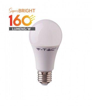 V-Tac 6,5W LED lampa - A60, E27