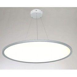 LED takpendel LEDlife 40W LED rund panel - 100 lm/W, Ø60, vit, inkl. wireupphäng