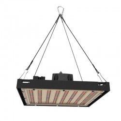 LED växtbelysning LEDlife Helios växtarmatur 150W, IP65 - Inkl. upphäng, fullt spektrum (Vitt), utan fläkt, justerbar ljusstyrka