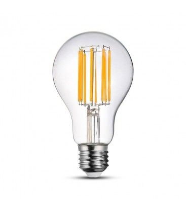 V-Tac 18W LED lampa - Filament, A67, E27