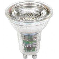 GU10 LED 6W LED spotlight - 3-trin dimbar, on/off dimbar, 230V, GU10