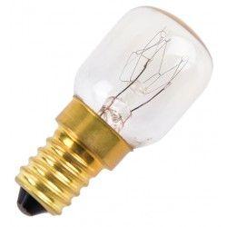 Gammaldags glödlampor Klar E14 25W ugnslampa - Traditionel lampa, 180lm, S25