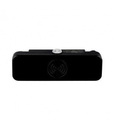 V-Tac rörelsesensor - LED-kompatibel, svart, mikrovågssensor, max 200W LED, IP65 utomhusbruk