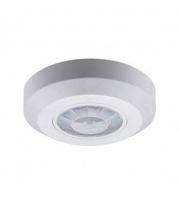 V-Tac taksensor - LED kompatibel, vit, infraröd, IP20 inomhus