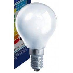Gammaldags glödlampor Frost E14 25W glödlampa - Traditionel lampa, 200lm, dimbar, PS45