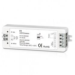 24V trappbelysning Trådlöst dimmer utan fjärrkontroll - RF trådlöst , 12V (96W), 24V (192W)