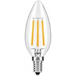 B22 LED 2W LED kronljus - C35, E14, 230V