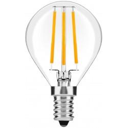 E14 LED 2W LED lampa - G45, E14, 230V