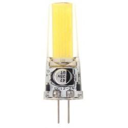 G4 LED LEDlife KAPPA3 LED lampa - 3W, kallvitt, dimbar, 12V/24V, G4