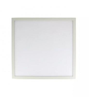V-Tac LED Panel 60x60 - 40W, flicker free, vit kant