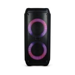 Diverse 35W partyhögtalare - Uppladdningsbar, Bluetooth, TWS, RGB, inkl. mikrofon