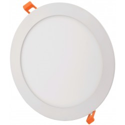 LED paneler 24W LED downlight - Hål: Ø28 cm, Mål: Ø29,6 cm, 230V