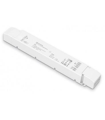 LTech 150W dimbar strömförsörjning - 24V DC, 6.25A, 0/1-10V + Push-dimbar, flicker free IP20