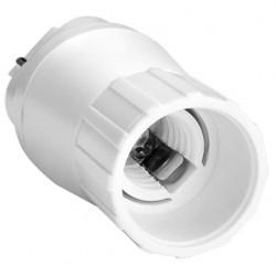 G24 LED G24D till E14 adapter