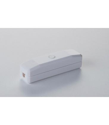 Kabeldimmer - Vit, 5-25W LED, 230V