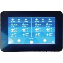Tilbehør til växtljus UV-ljus kontrollpanel och styringsbox - Till LEDlife 400W växtlampa