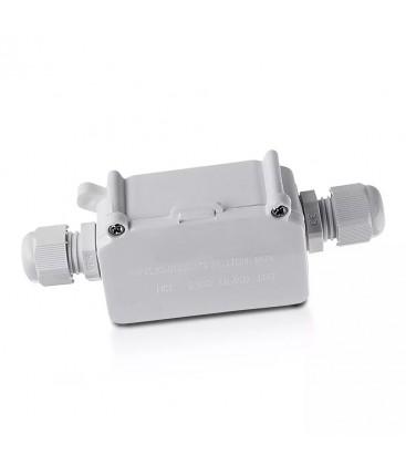 V-Tac kopplingsdosa - Till samling av kabel, IP65 vattentät