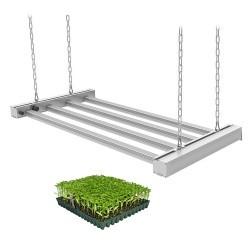 LED växtbelysning Professionell växtarmatur LED 400W - Hög kvalitets grow lamp, 1-10V dimbar