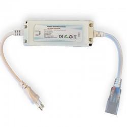 230V 230V WiFi Smart Home dimmer - Inkl. ändstycke, till 230V (Type Q), minnesfunktion max 10m/60W., soft start