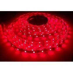 12V När infraröd 730nm 4,8W/m LED strip - 5m, IP20, 60 LED per. meter