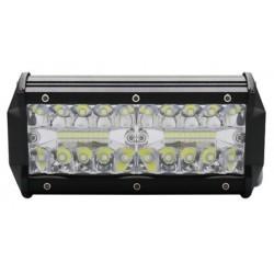 Strålkastare LEDlife 40W LED ljusramp - Bil, lastbil, traktor, trailer, nödfordon, IP67 vattentät, 10-30V