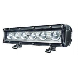 LED arbets och extraljus LEDlife 50W LED ljusramp - Bil, lastbil, traktor, trailer, nödfordon, IP67 vattentät, 9-32V