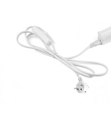 100 cm kabel vägguttag - passar till LEDlife Easy-Grow och Pro-Grow