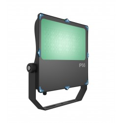 LEDlife 200W LED strålkastare - Grönt ljus,till jakt, 30° spridning, IP66 utomhus, 230V